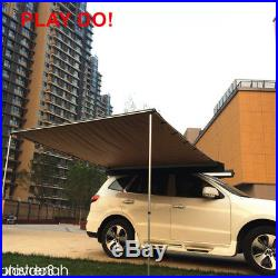 2x 2M Car Side Awning Roof Top Tent Oxford Sun Shade Shelter Car Awning Tent  sc 1 st  Car Sun Shade & 2x 2M Car Side Awning Roof Top Tent Oxford Sun Shade Shelter Car ...