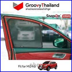 4 Pcs Fit Mg Hs Car Sun Shade Embedded Magnet