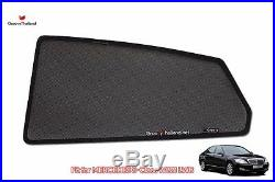 4 Pcs Set Foldable Mesh Curtain Car Sun Shade Fit For Benz S-class W221 (lwb)
