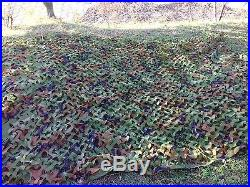 5MX7M Camouflage Netting Sunshade Decoration Net f Hunting Home Garden Car Cover
