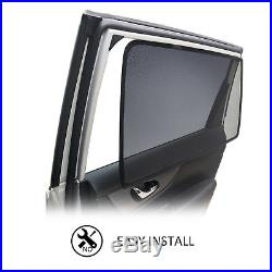 AD MAGNETIC CAR WINDOW SUN SHADE BLIND REAR DOOR FOR Nissan X-Trail 2014-2018