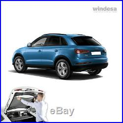 Audi Q3 CAR WINDOW SUN SHADE BLIND SCREEN tint tuning privacy protection kit