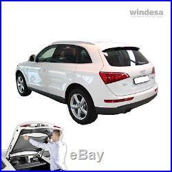 Audi Q5 CAR SUN SHADE BLIND SCREEN tint tuning privacy protection kit
