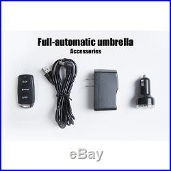 Automatic Car Roof Cover Umbrella Sunshade Roof Tent UV Protection