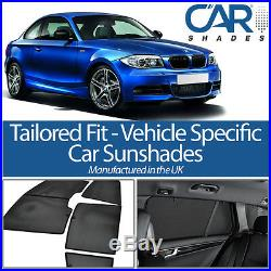 BMW 1 Series 2dr Coupe 08-13 UV CAR SHADES WINDOW SUN BLINDS PRIVACY GLASS TINT