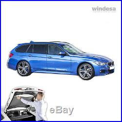BMW 3 Series F31 Touring CAR SUN SHADE BLIND SCREEN tint tuning privacy kit