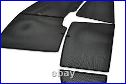 BMW 5 Series G31 2017 CAR SHADES UK TAILORED UV SIDE WINDOW SUN BLINDS PRIVACY