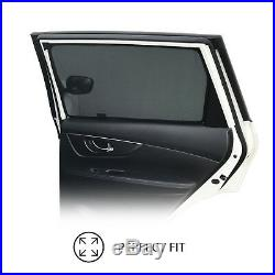CT MAGNETIC CAR WINDOW SUN SHADE BLIND MESH REAR DOOR FOR Jeep Compass 2018+