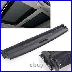 Car Front Sunroof Sunshade Cover Black Fit For MINI Cooper R55 R56 R60
