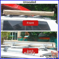 Car Side Awning Roof Top Pullout Tent Beach Sun Shade Shelter 1.5m2m Universal