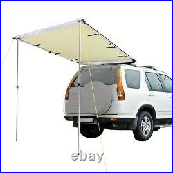Car Tent Awning Rooftop SUV Truck Camping Travel Shelter Outdoor Sunshade Easy