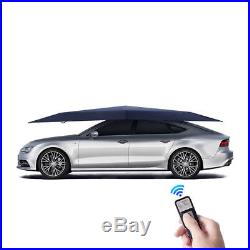 Car Umbrella Tent sun Shade Cover Remote Control electric mechanism Waterproof