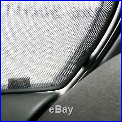 Car Window Sun Shade Baby Screen Protection Compatible with AUDI A4 B8 2008-2016