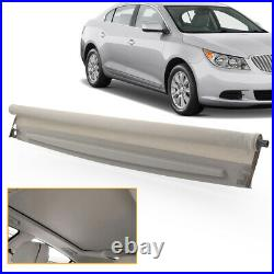For Buick GM 2010-16 LaCrosse Car Sunroof Sun Roof-Sunshade Shade Cover Gray