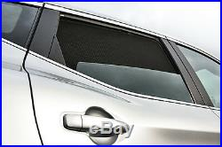 Ford Fiesta 3dr 02-08 UV CAR SHADES WINDOW SUN BLINDS PRIVACY GLASS TINT BLACK