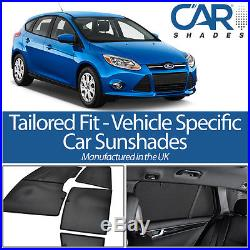 Ford Focus 5 Door 2011-18 CAR WINDOW SUN SHADE BABY SEAT CHILD BOOSTER BLIND UV