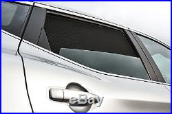 Ford Focus Estate 98-04 UV CAR SHADES WINDOW SUN BLINDS PRIVACY GLASS TINT BLACK