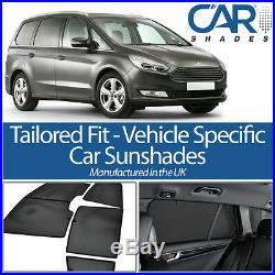 Ford Galaxy 5dr 2015 ON CAR WINDOW SUN SHADE BABY SEAT CHILD BOOSTER BLIND UV