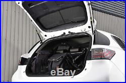 Ford Mondeo 4dr 07-14 UV CAR SHADES WINDOW SUN BLINDS PRIVACY GLASS TINT BLACK