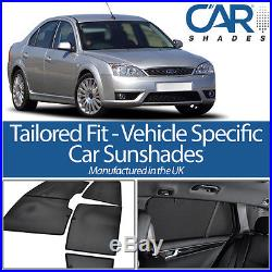 Ford Mondeo 5dr 00-07 CAR WINDOW SUN SHADE BABY SEAT CHILD BOOSTER BLIND UV