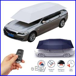 Fully-automatic Outdoor Car Tent Umbrella Sunshade Roof Cover UV Protection Kits