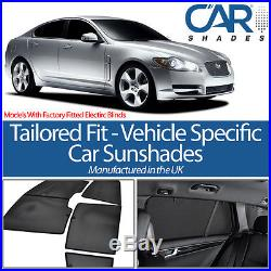 Jaguar XF 4dr(with electric blind) 2008-15 CAR WINDOW SUN SHADE BABY SEAT CHILD