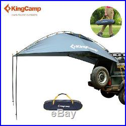 KingCamp Car Tent Awning Rooftop Shelter SUV Truck Van Travel Sunshade Canopy