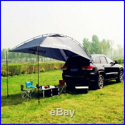 KingCamp Car Tents Awning Rooftop Shelter SUV Truck Van Travel Sunshade Canopy
