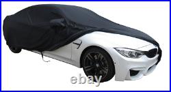 MCarcovers Fleece Car Cover + Sun Shade Fits 1982-1988 BMW 528E MBFL-216588