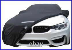 MCarcovers Fleece Car Cover + Sun Shade Fits 2008-2011 BMW 328i MBFL-153575