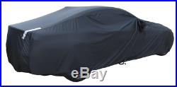 MCarcovers Fleece Car Cover + Sun Shade Fits 2015-2017 BMW 4-Series MBFL-O-045
