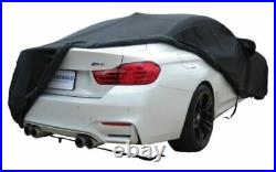 Mcarcovers Fleece Car Cover + Sun Shade for 2015-2019 BMW M3 MBFL-O-039