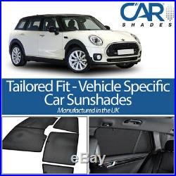 Mini Clubman 2014 On F56 CAR WINDOW SUN SHADE BABY SEAT CHILD BOOSTER BLIND UV