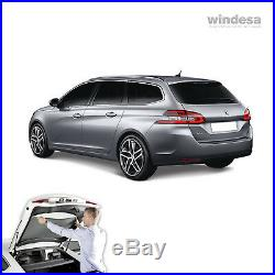 Peugeot 308 II SW 4 2014- CAR SUN SHADE BLIND SCREEN tint tuning privacy kit