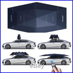 Portable Automatic Car Umbrella Sun Shade Roof Cover UV Protection Waterproof