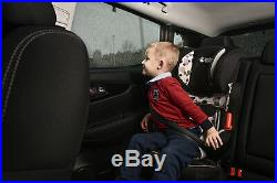 Seat Leon 5dr 2012 On CAR WINDOW SUN SHADE BABY SEAT CHILD BOOSTER BLIND UV