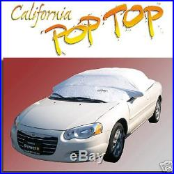 Size Large (L) PopTop Sun Shade, Interior, Car Cover