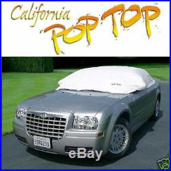 Size X-Large (XL) PopTop Sun Shade, Interior, Car Cover