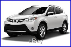 Snap Shades Toyota RAV4 4th Generation Car Window Sun Shades (XA40 2013-2018)