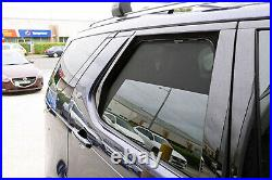 Snap Shades for Land Rover Discovery 5 Car Window Sun Shades L462 2017-Present