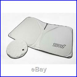 Sti Sunshade And Steering Cover Ver. 2 Car Accessories Goods Stsg17100370