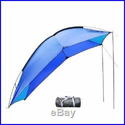 Tarp tent For car Sunshade tent Compatible with various cars Carside tarp