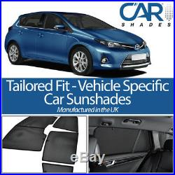 Toyota Auris 5dr 2012 On CAR WINDOW SUN SHADE BABY SEAT CHILD BOOSTER BLIND UV