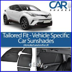 Toyota C-HR 5dr 2017 CAR WINDOW SUN SHADE BABY SEAT CHILD BOOSTER BLIND UV SUV