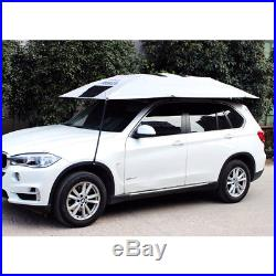 Universal Portable Car Sun Shade Roof Cover Tent Umbrella Outdoor UV Protection