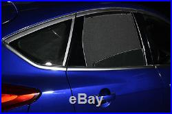 VW UP 3 Door 2011 On UV CAR SHADES WINDOW SUN BLINDS PRIVACY GLASS TINT BLACK