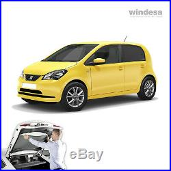 VW Up! 5-door CAR WINDOW SUN SHADE BLIND SCREEN tint tuning privacy kit