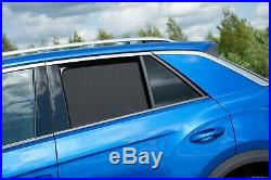 VW Volkswagen T-Roc 5dr 2017 UV CAR SHADES WINDOW SUN BLINDS PRIVACY GLASS TINT