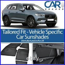 Volvo XC60 5dr 2017 CAR WINDOW SUN SHADE BABY SEAT CHILD BOOSTER BLIND UV TINT