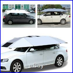 Waterproof UV Protection Oxford Cloth Car Umbrella Tent SUV Roof Cover Sun Shade
